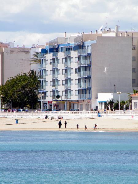 Spain - Beach Front Apartment